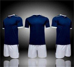 235 blank Jerseys Sets custom uniform Training Running Soccer Wears Short sleeve