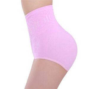 المرأة الملابس الداخلية النسائية مثير إمرأة عالية الخصر البطن السيطرة الجسم المشكل ملخصات التخسيس السراويل 191 v2