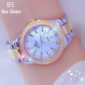 Роскошные мужские и женские часы дизайнерские брендовые часы Racete en Acier Inoxydable налейте жеммами, или, диаманта, Cristal, Argt, Horloge,