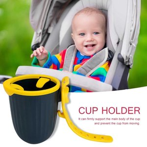 Baby Stroller Accessories Cup Holder Universal Adjustable Bottle Rack Milk Water Pushchair Carriage By Parts &