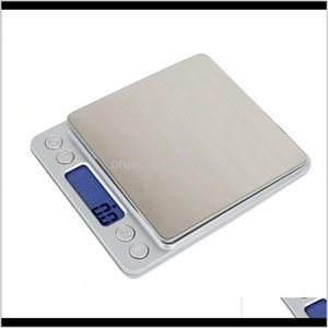 1Kg 2Kg 3Kg01G Scales Portable Pocket Lcd Mini Electronic Scale Jewelry Weight Balance Machine Mww91 Other Kitchen Dining Bar S7Evz