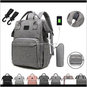 Diapering Toilet Training Baby, Kids & Maternity Drop Delivery 2021 Nappy Backpack Mummy Large Capacity Bag Mom Multi-Function Waterproof Out