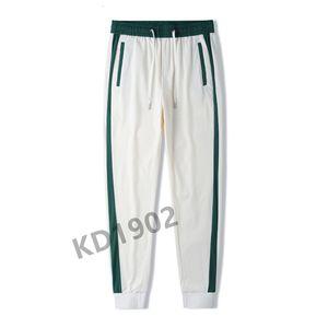 21ss Stylist Track Mens Black White Grey Khaki Joggers Pants ESSENTIALS Sweatpants Men Cargo Pant Beam foot trousers size 28-389L3