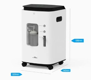 In stock ready to ship Adjustable Oxygenerator Portable oxygen concentrator Low Noise Home 1-7L model oxygen making machine