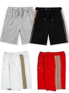 Courts d'été Pantalons Brodé Classic Fashion Pantalon de mode All-Match Summer Homme Shorts Taille M-XXL
