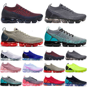 Chaussures MOC 2 Loweless 2.0 Correndo Tênis Triple Preto Mens Mens Mulheres Sneakers Fly White Knit Treinadores de Almofada Zapatos X32