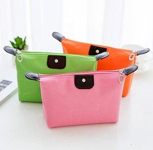 Wholesale Promotional Women Cosmetic Bags Multi-function Makeup Storage Organizer Ladies Handbag Nylon Outdoor DFF3200