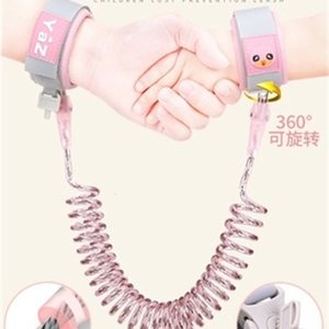Anti Lost Belt Traction Rope Baby's Anti Bracelet Child's Walking Artifact Safety