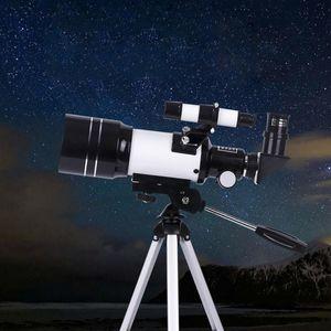 Telescope & Binoculars 30070 Astronomical Zoom Outdoor HD Night Vision 150X Refractive Deep Space Moon Watching
