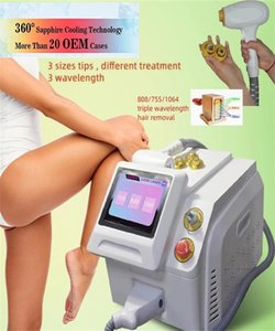 Cleaning High Power Cooling 808 Diode Laser Machines Hair3 Wavelength Hair Removal 800w 755 1064