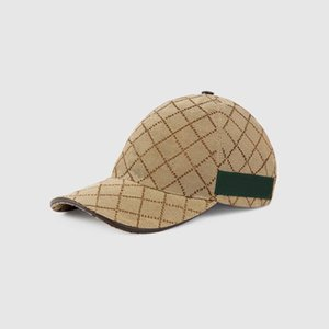 Casquette Fashion Classic Slipe Womens Designers Caps Hats Мужская холст бейсболка Cap Cavet Hats Luxurys Fedora Регулируемая встроенная шляпа