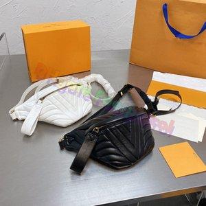 2021ins donna di alta qualità classica classica borsa ascellare la qualità ascella di modo borse da ascella signora must-have crossbody handbag catene borse a tracolla portafoglio monete porta carta tasca