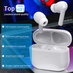 for airpoddings pro 3 Touch Control Wireless Earphone TWS Bluetooth headset sports headset 300mAh charging box for Apple Android