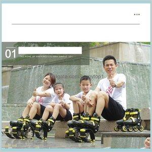 2 in 1 Skate- und Känguru-Jump-Schuhe Fitness-Übung 20 ~ 70kg (44lb-154LB) Space Humping Schuhe Jump und Skate Großhandel WCKN5 HXMWP