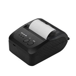 Portable Mini Direct Thermal Printer Wireless Receipt USB BT Mobile EU Plug Printers