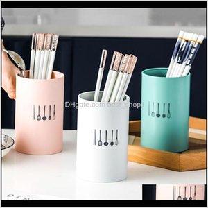 Stainless Steel Sink Cutlery Box Drainer Spoon Forks Dinnerware Water Drying Rack Holder Kitchen Organizer Tools 9Afo8 Bottles Jars Mcoto