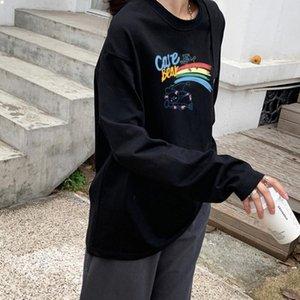 Summer Designers T Shirts Hip Hop Camisas De Hombre Long Sleeves Dress Classic Tshirt cotton T-Shirt Casual Crop Top Round collar Clothes Sexy Women Clothing Q0304