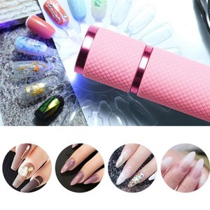 Nail Dryers Mini Uv Led Lamp Single Finger For Art Dryer Camping And Hiking Stainless Steel