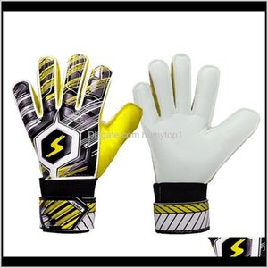 Athletic Outdoor As Sports & Outdoorskids Football Goalie Children Youth Goalkeeper Finger Protection Adults Soer Training Anti-Slip Gloves