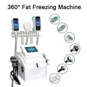 360 cryolipolysis machine fat freeze LPG Endermologie RF cavitation body slimming device laser weight Loss equipment