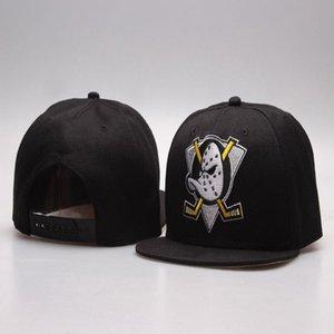 Могучие утки Camo Brim Brand Brand Hip Hop Бейсболки Caps Snapback Hats для мужчин Женщины Костяная шапка скидка назад Casquette