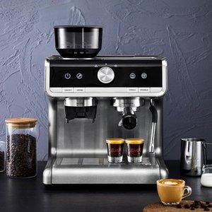 Кофемашина для эспрессо Barsetto с шлифовальной машиной, коммерческими электрическим током