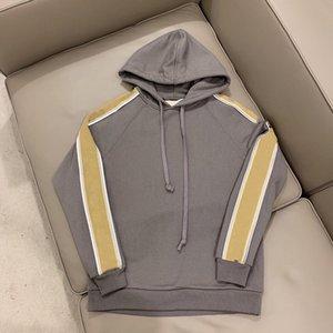 Designer fashion style Hoodie hip hop men's stylist high quality sleeve women's Sweatshirt