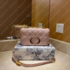 Women Shoulder Bag Chain Strap Handbag Crossbody Bags Wallet Designer Purse Luxurys Designers Bags Womens Handbags Caro Purses 2104261L