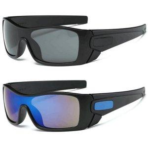 كلاسيكي الرياضة مرآة نظارات شمسية للرجال في الهواء الطلق الصيد القيادة نظارات السائق المتضخم يا نظارات الشمس UV400
