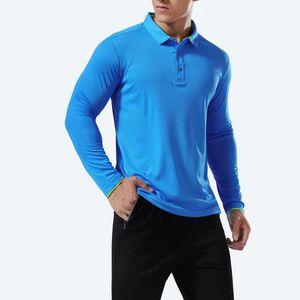 Mulheres Mens Esporte Badminton Camisa Manga Longa Running Camisa Tênis Camisas Ginásio Fitness Top Masculino Treinamento Polo Camisetas