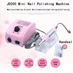 Professional Beauty Electric Nail Set Tips Manicure Machine Electric Nail Clippers Pedicure Pen 6-digit Nail Tool Set