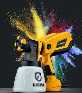 Pneumatic Tools 220V Handheld Electric Spray Gun Latex Paint Spraying Tool High Power Machine Sprayer Disinfection