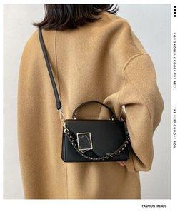 HBP Femal cross body shoulder small purses bags chain strap crossbody women handbag modern design 2021 lady handbags