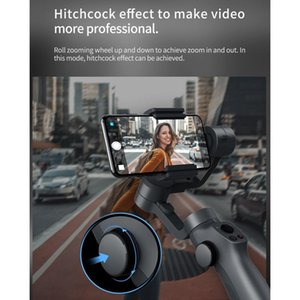 3-Axis Handheld Gimbal Stabilizer Bluetooth Selfie Stick Camera Video Holder For Samsung Action Monopods