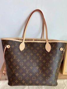 Borsa di alta qualità Designer di Prestigio Designer di lusso Brown con borse originali Borsa di serie serie di serie Grandi borse per borse della spesa Pacchetto spalla 0