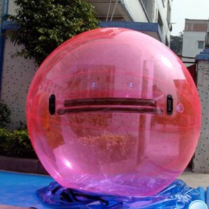 Walking Water Ball Zorb Human Hamster Balls 5ft to 10ft Inflatable Zorbing Walker Sphere 1.5m 2m 2.5m 3m