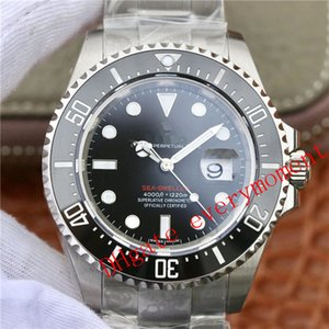 High quality hot selling automatic mechanical men's watch 126600 BP factory produces 2813 imported movement 43mm sapphire glass mirror 904L Steel Case strap---126600