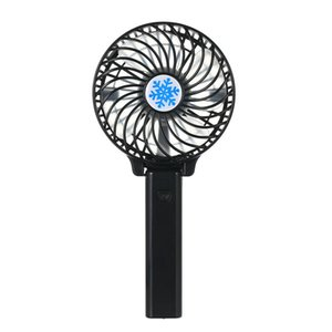 3Gadgets Portable Rechargeable USB Charging Cool Removable Rotating Handheld Mini Outdoor Fans Pocket Folding Fan Party Favor