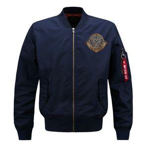 Accidentes Youzhao Fall 2021 Nueva moda coreana Casual Slim Sports Jacket Men's