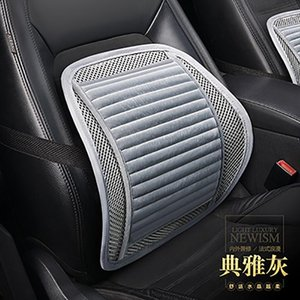 Seat Cushions Universal Warm Lumbar Support For Office Chair Truck Vehicle Car Auto Back Supports Waist Pillow Cushion Massager