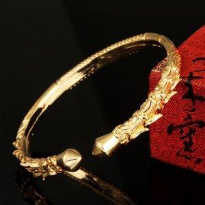 Классический открытый браслет Panlong Arrow Мужская и женский браслет