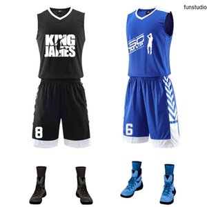 suit men's and women's printed jerseys Children's Vest training match team uniform Basketball shirt group purchase