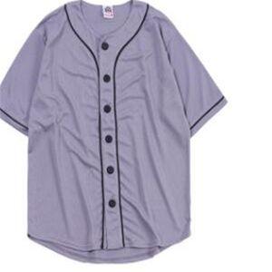 Men's Baseball Jersey 3d T-shirt Printed Button Shirt Unisex Summer Casual Undershirts Hip Hop Tshirt Teens 053