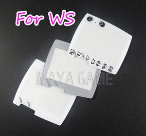 Silver White Replacement Protector Cover For WS Screen Lens