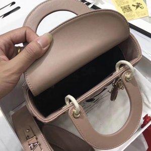 Dama de moda diseñador de lujo clásico bolso de dama al por mayor bolso de dama bolso de mensajero diana