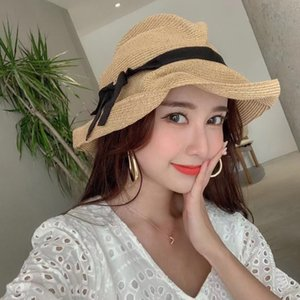 Fashion Bucket Hat Cap Men Woman Hats Baseball Beanie Casquettes 2 color Highly Quality with box