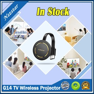 G14 TV Stick Miracast 5G Wireless Screen Projector Wifi Mirascreen Dongle Ezcast 4k For Youtube Google Chromecast In Stock