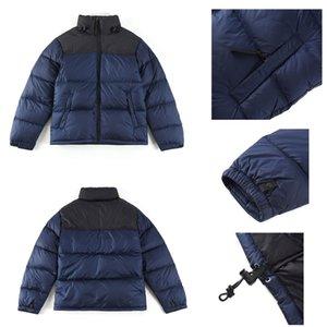 남성과 여성을위한 후드 무거운 파커 스노우 자켓이있는 최고 품질의 겨울 패션 따뜻한 캐주얼 코트
