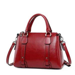 HBP Femme Purse Cuir Grand Capacité Sac à main Mode Mesdames Sac fourre-tout Vintage à l'épaule