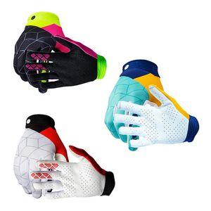 Велосипедные перчатки Дорожная езда MX Motocross Racing Мотоцикл Открытый Спортивный Велосипед Велосипедные Аксессуары